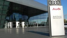 Sede de Audi (Foto: Audi)