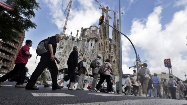 Barcelona-comercio-huelga