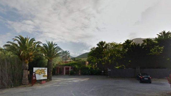 Inmediaciones del hotel en Tarifa