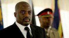 El dictador congoleño, Joseph Kabila.