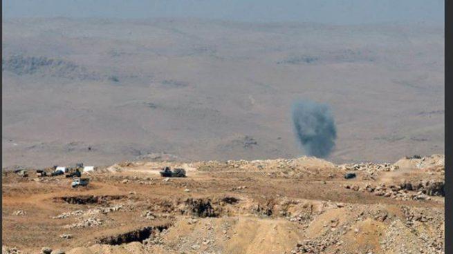 El Estado Islámico lanza siete cohetes contra terroritorio de Líbano