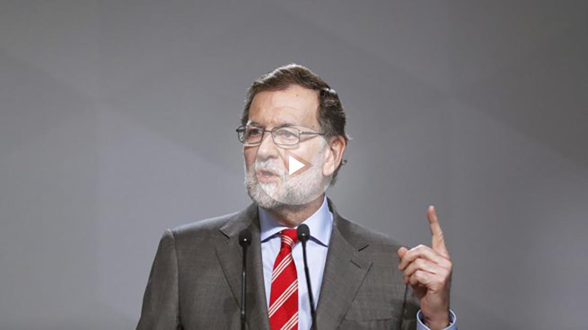 El presidente del Gobierno, Mariano Rajoy. (Foto: EFE)