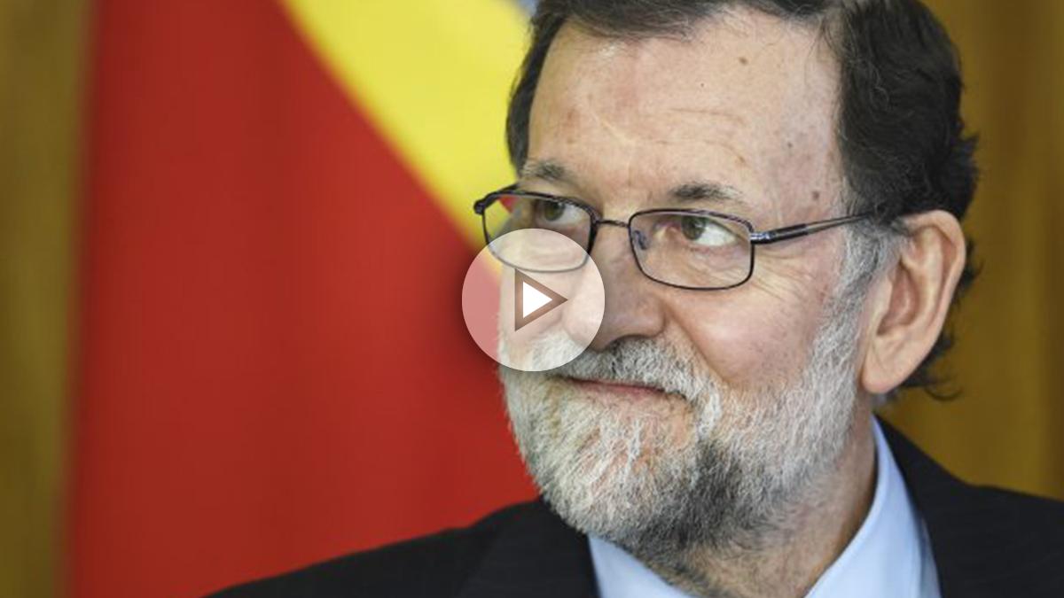 Mariano Rajoy. (Foto: AFP