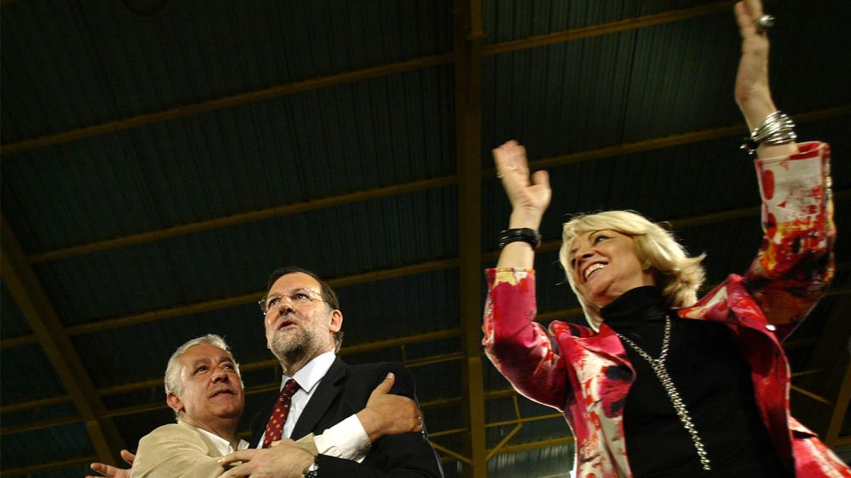 Teófila Martínez. (Foto: AFP)