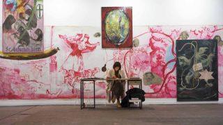 Galerista en ARCO Madrid (Foto: Getty)