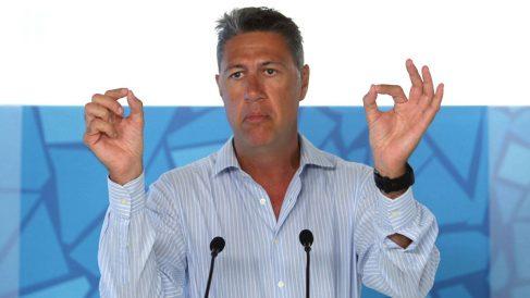 El presidente del PPC, Xavier García Albiol (Foto: Efe)