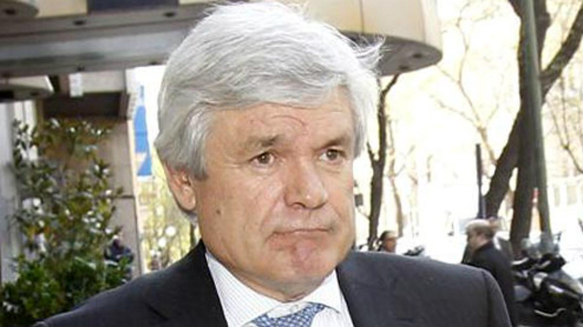 José Ramón Blanco Balín, implicado en la Gurtel y adjudicatario de una explotación petrolífera de la Venezuela de Maduro.