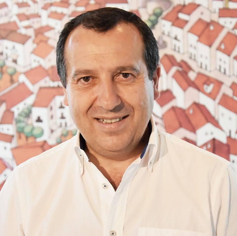 José Luis Ruiz Espejo, candidato a secretario general del PSOE en Málaga (Foto:Facebook)