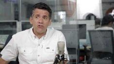 El diputado opositor de la MUD en Venezuela  Rafael Guzmán.