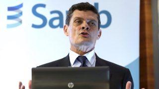 El presidente de Sareb, Jaime Echegoyen. (Foto: EFE)