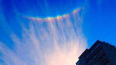 ¿Realmente el arcoíris tiene forma arqueada? ¿Por qué esos colores?