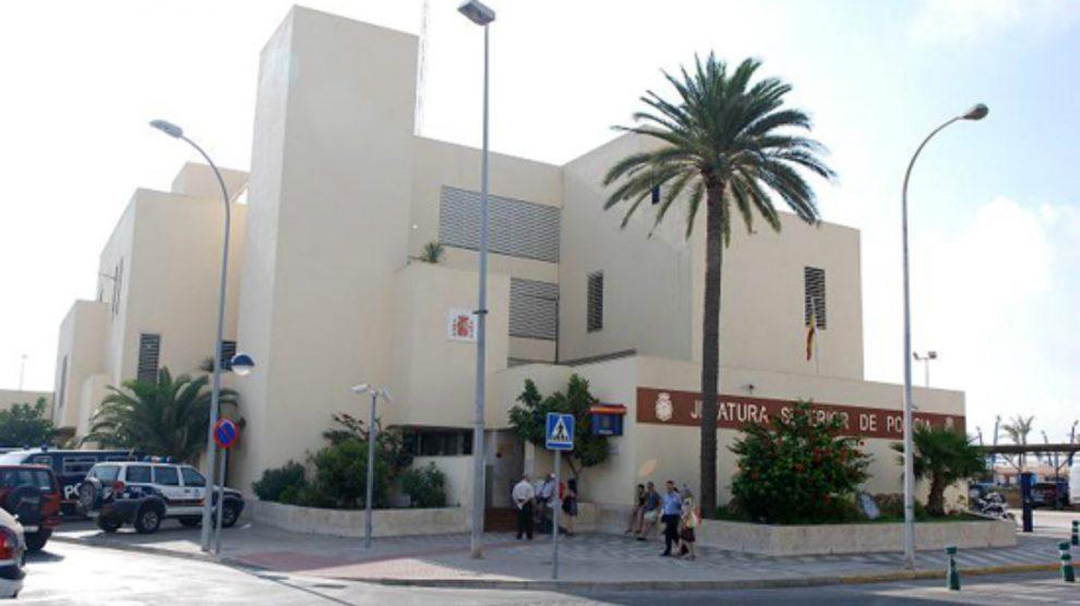 Jefatura Superior de Policía de Melilla.