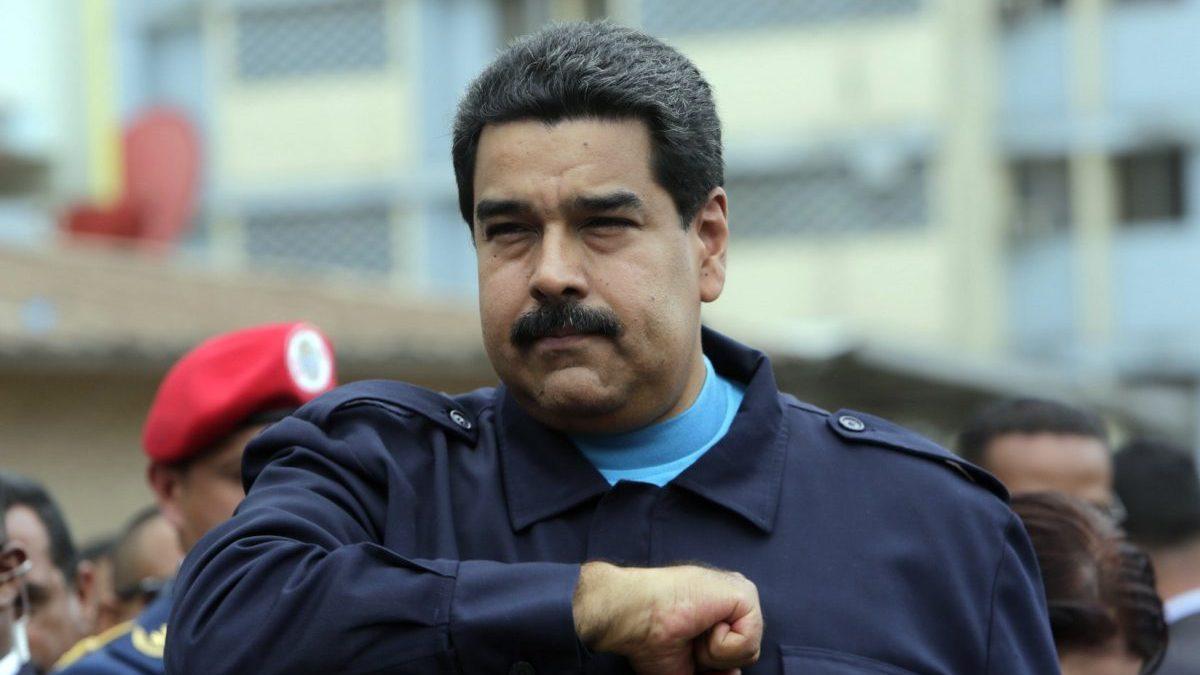 Nicolás Maduro, presidente de Venezuela. (Foto: Getty)