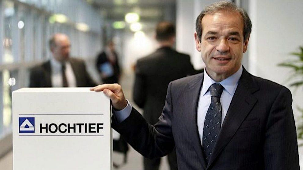 Marcelino Fernández Verdes, nuevo presidente de Abertis (Foto: EFE)
