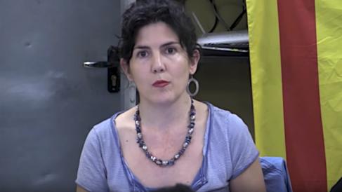 María Colera Intxausti, detenida en 2003 junto a miembros de la cantera de ETA.