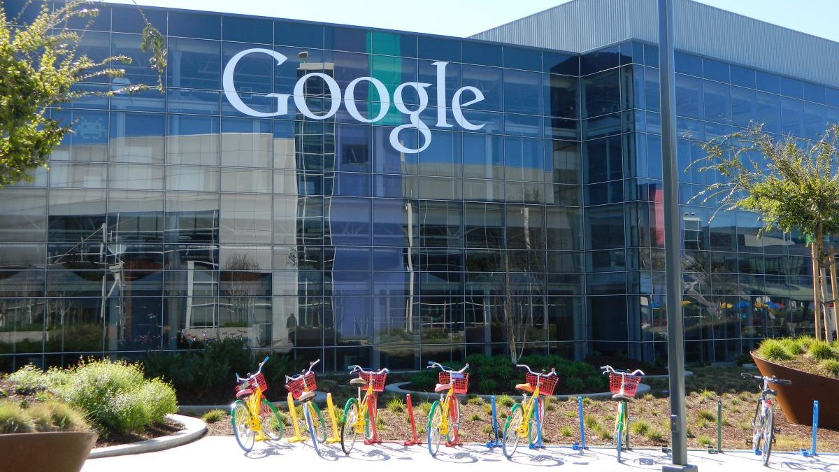 Google en Silicon Valley (Foto. Silicon Valley)