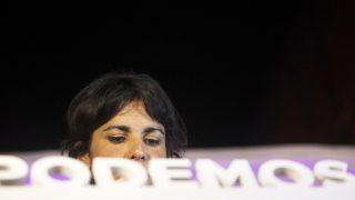 Teresa Rodríguez. (Foto: AFP)