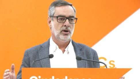 El secretario general de Ciudadanos, José Manuel Villegas. (Foto: EFE)