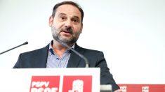 José Luis Ábalos, secretario de Organización del PSOE. (Foto: EFE)