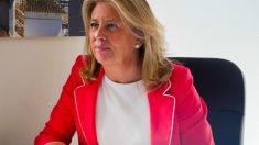 La líder del PP en Marbella, Ángeles Muñoz.