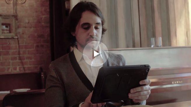 La sorprendente aplicación para ver los platos de un restaurante en 3D