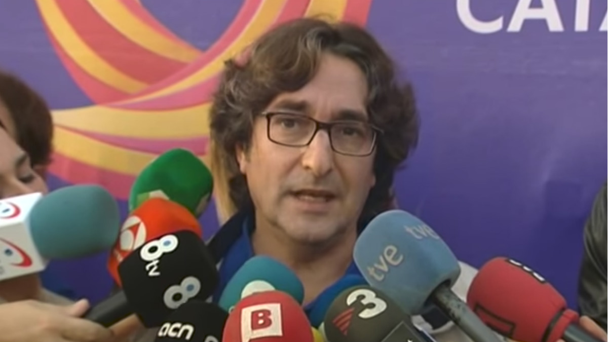 El diputado del PSC en el Parlament David Pérez.
