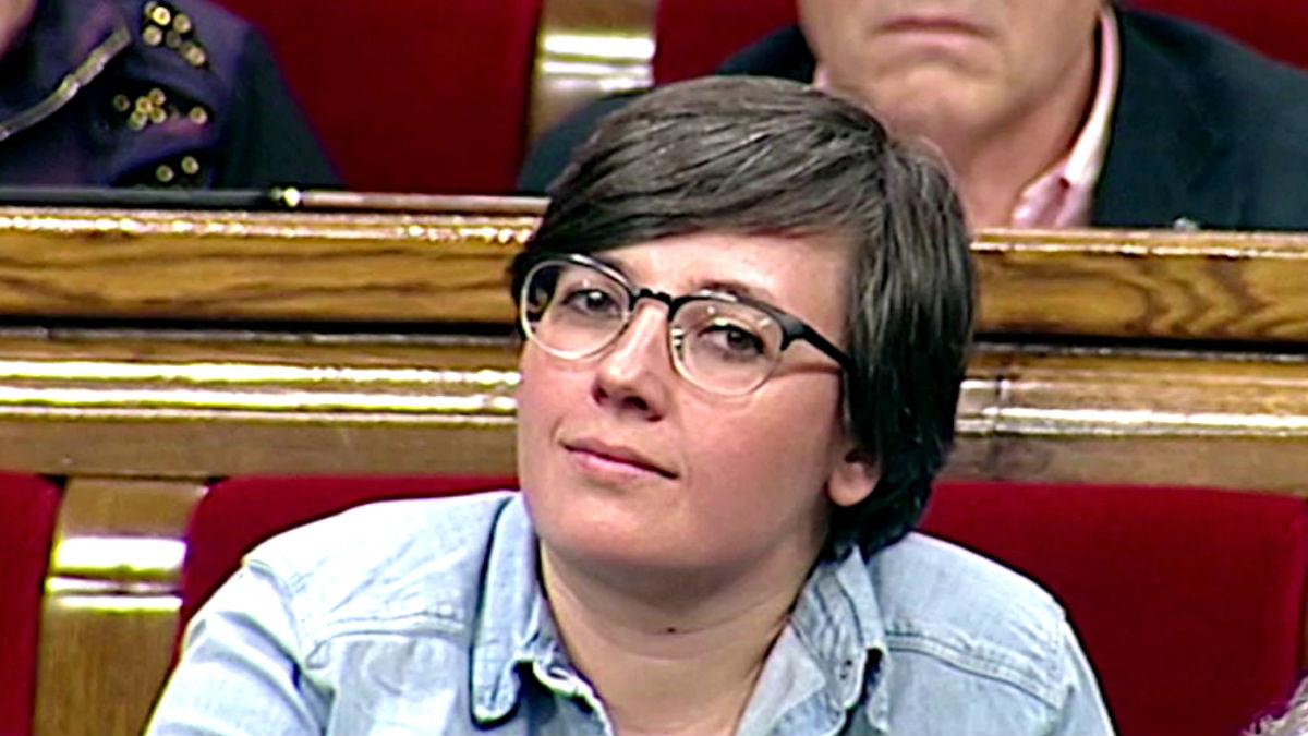 La ex diputada de la CUP Mireia Boya.