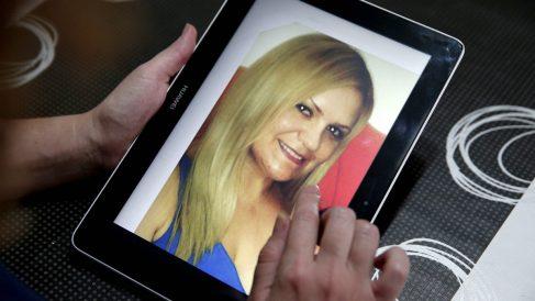 Pilar Garrido, la española desaparecida en Tamaulipas (México).