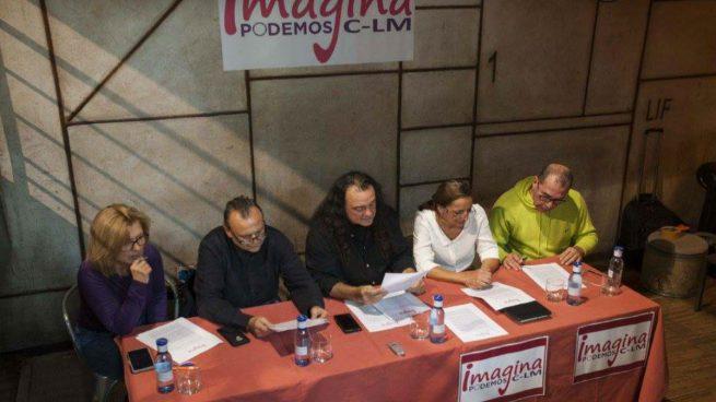 Heidi Vázquez y Fernando Barredo (Foto: Facebook Imagina Podemos)