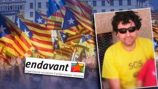 Alex Tisminetzky fue detenido en 2002 con documentación de Endavant y cartas dirigidas a tres presos de ETA.