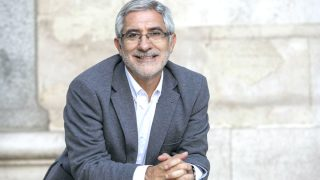 Gaspar Llamazares en una reciente imagen.