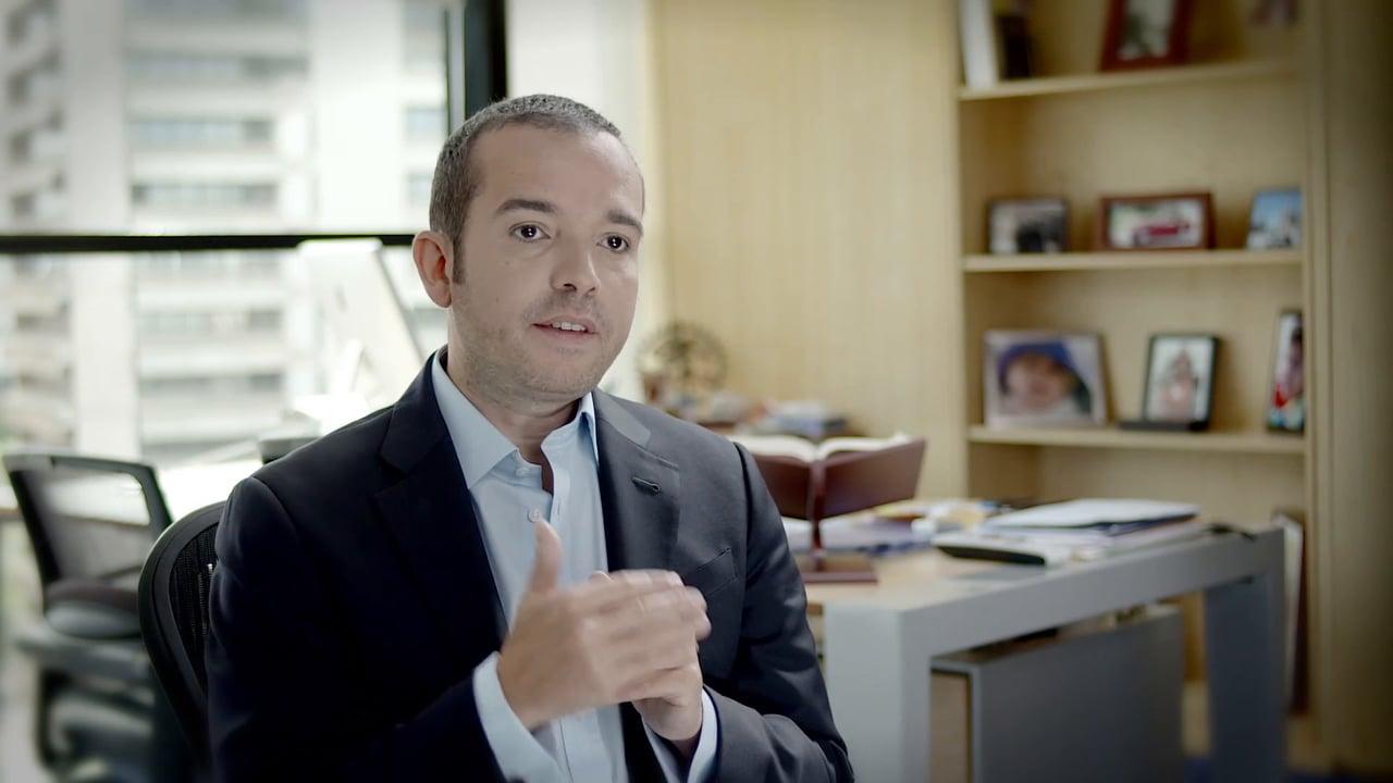 Antonio Mugica, dueño de Smartmatic.