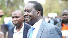 Raila Odinga, líder opositor de Kenia. (Foto: AFP)