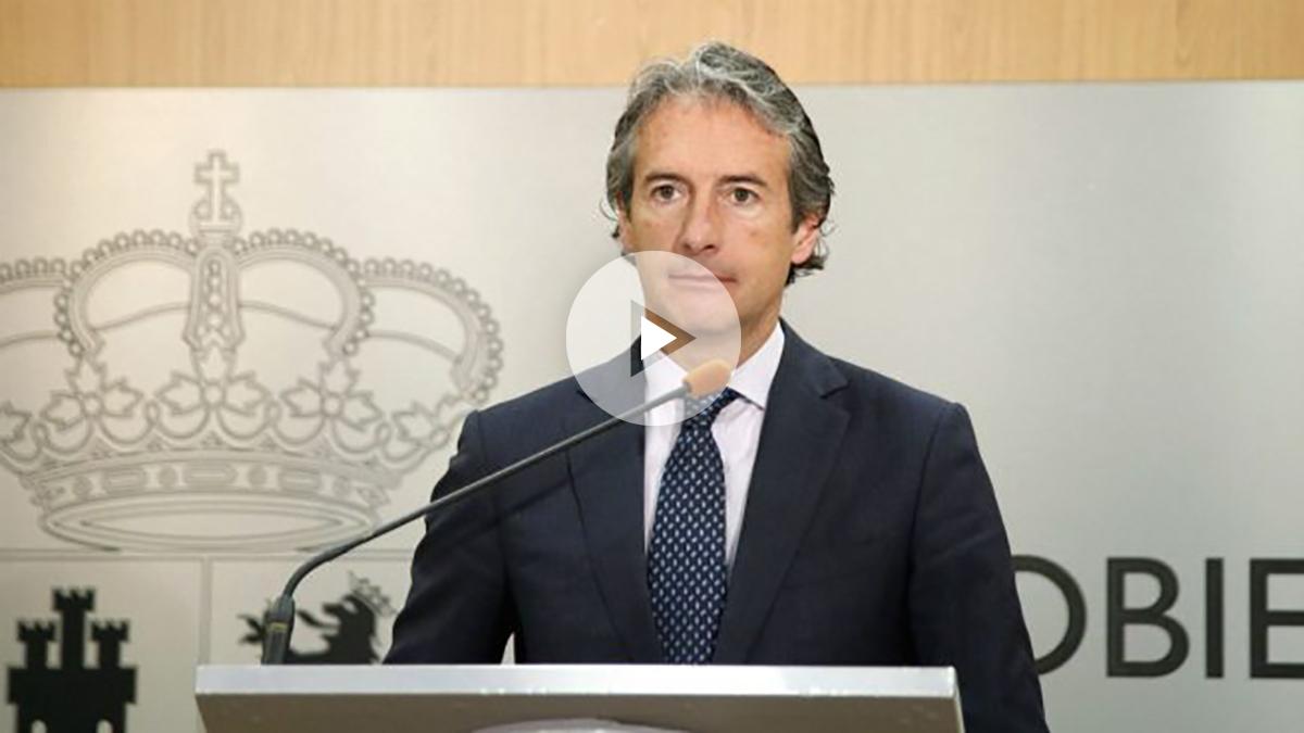 Íñigo de la Serna. (Foto: EFE)