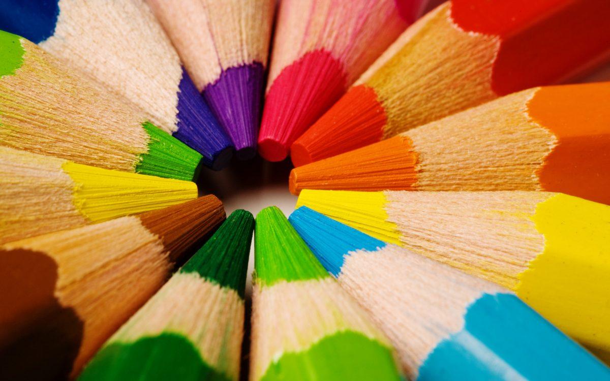 Los colores cálidos son de gran importancia a la hora de transmitir emociones.