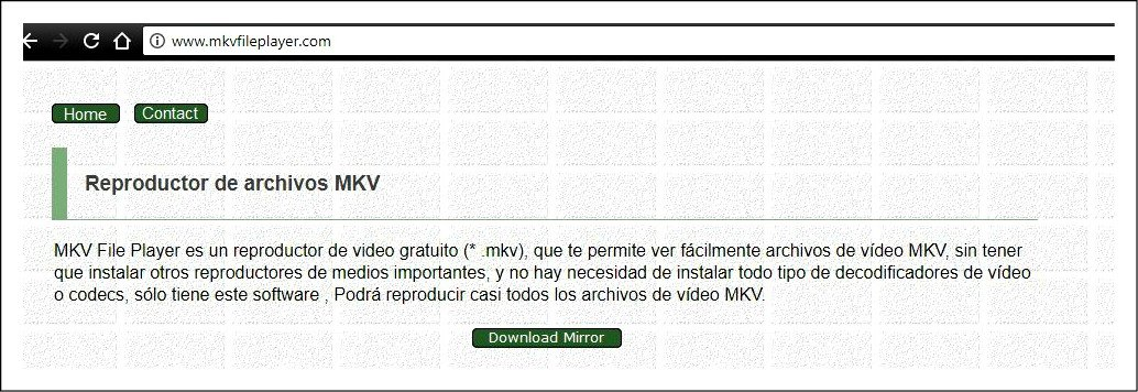 reproductor MKV