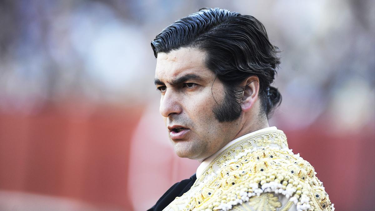 José Antonio 'Morante de la Puebla'. (Foto: AFP)