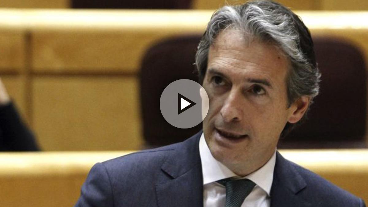 El ministro de Fomento, Íñigo de la Serna (Foto: EFE).