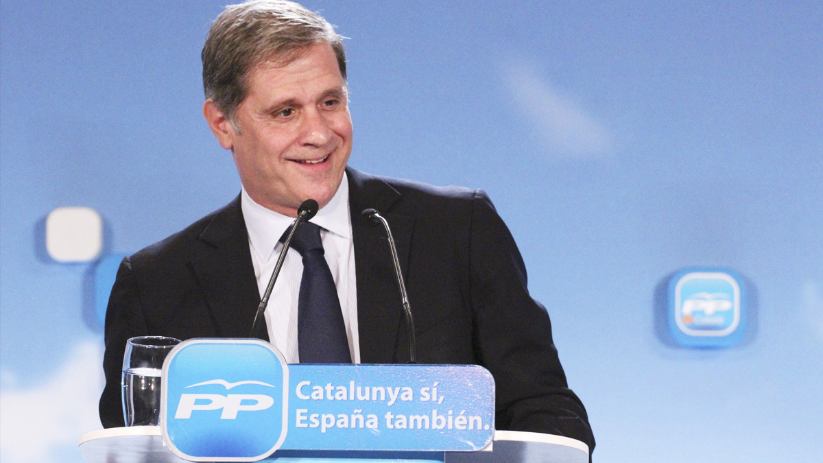 Alberto Fernández. (Foto: PP)