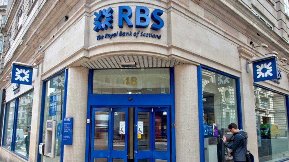 Royal Bank of Scotland (Foto. Getty)