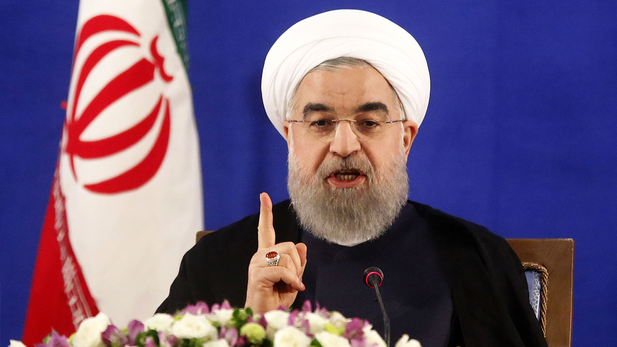 Hasan Rohani, primer ministro de Irán. (Foto: AFP)