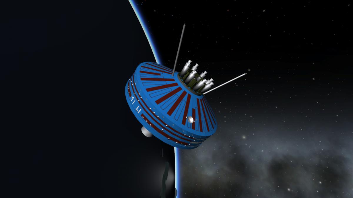 El Pioneer 0 podría haberse convertido en el primer cohete lunar de la historia.