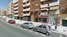 Barrio Pizarrales, en Salamanca.