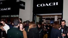 Tienda Coach en Madrid (Foto. Facebook)