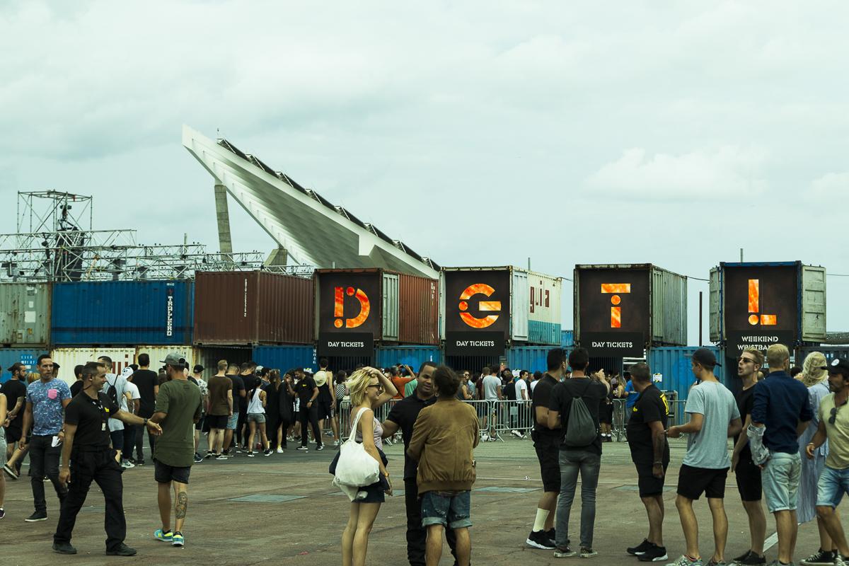 DGTL BCN 2017 Foto: Patricia Nieto Madroñero