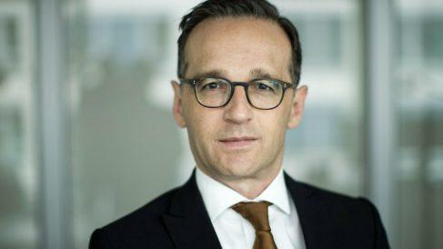 Heiko Maas, ministro de Justicia de Alemania.