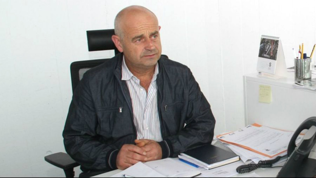 José Manuel Hermida, concejal del PSOE en Lalín (Pontevedra).