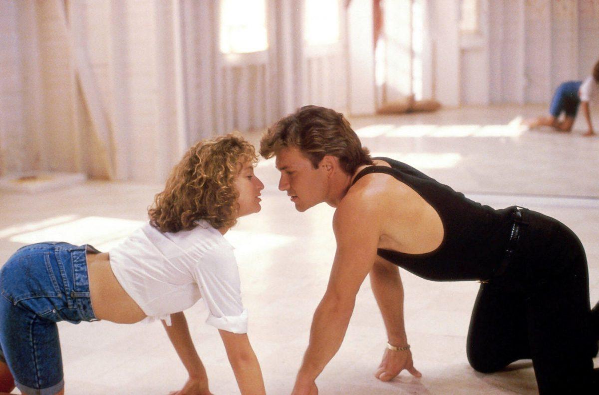Patrick Swayze protagonizó el éxito de los 80 'Dirty Dancing'.