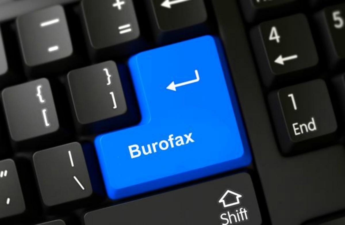 Pasos para enviar un burofax