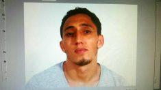 Foto de la ficha policial de Driss Oukabir, conductor de la furgoneta del atentado yihadista de las Ramblas de Barcelona.